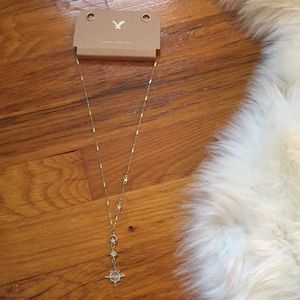 American Eagle Star Necklace